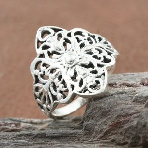 Artisan Ny Jewelry - ARTISAN HANDCRAFTED STERLING SILVER RING